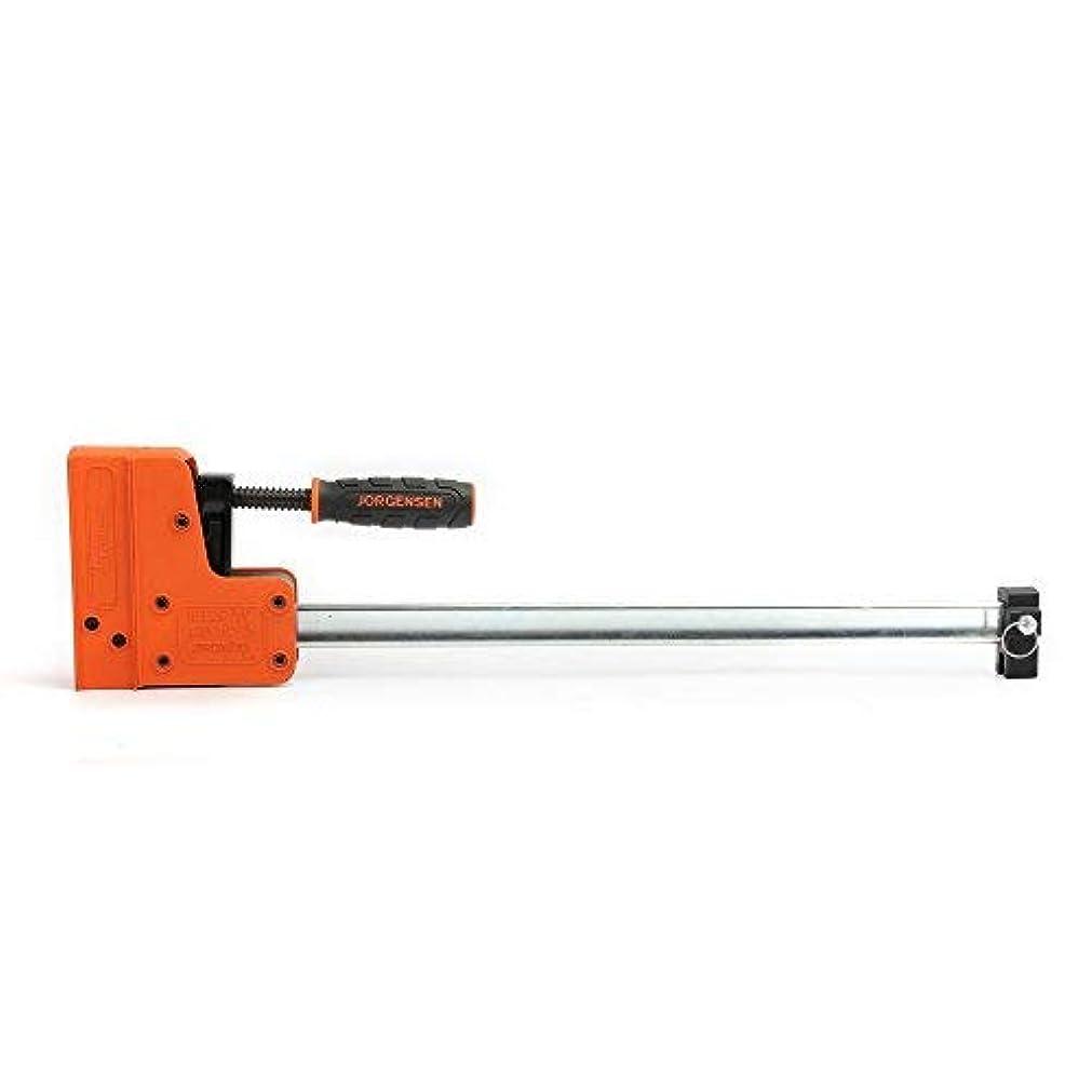 膜本部くすぐったいJORGENSEN 8018 Cabinet Master 18 Inch 90 Degree Parallel Steel Bar Clamp [並行輸入品]