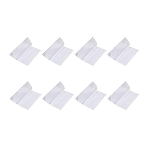 SUPVOX 8 Pcs Waterproof Repair Patch Clear Repair Patch Repair Hole Patch...