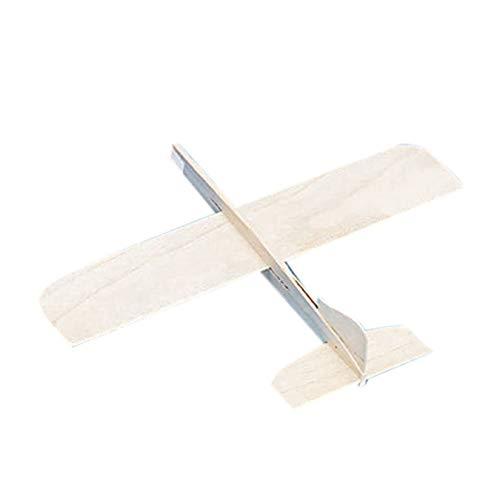 S&S Worldwide Balsa-Wood Top Gun Glider Model Plane (Pack of 36)