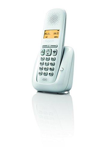 Gigaset A 250 Telefono Cordless, Bianco [Italia]