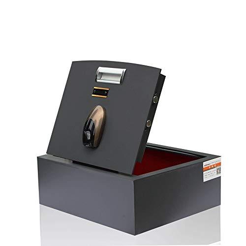 NANYUN Digital Security, veilig, startpagina safe, dubbele toetsenvergrendeling en wachtwoordbescherming sieraden, juwelen, contant geld, veilig voor thuiskantoor