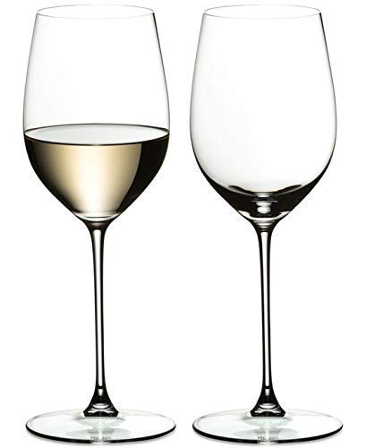 Ash & Roh® 300 ml Red and White Wine Glass   Party Glasses   Multi Purpose Wine Glass (Set of 2)