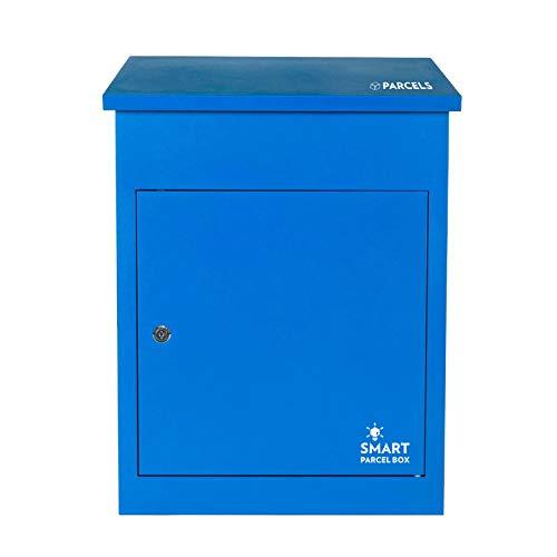 Paketbriefkasten Smart Parcel Box, blau - 3