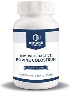 IMMUNE FORTRESS Colostrum - BIOACTIVE Bovine Colostrum