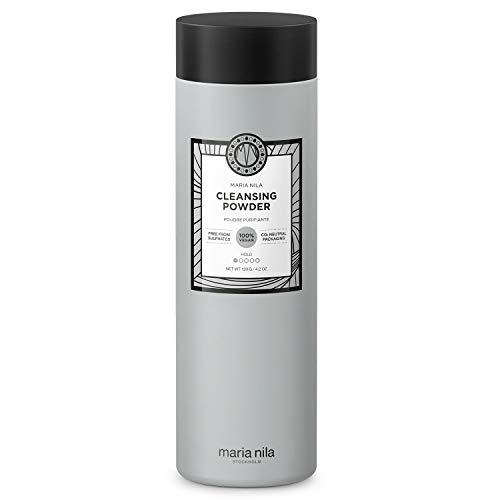 Maria Nila - Cleansing Powder 120g   Reinigungs- und Volumenpulver - ideal für matte Ergebnisse