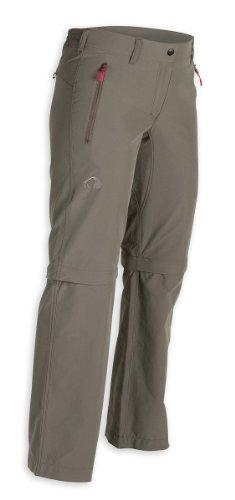 Tatonka Emden Pantalon pour Femme Marron Bungee Cord 16