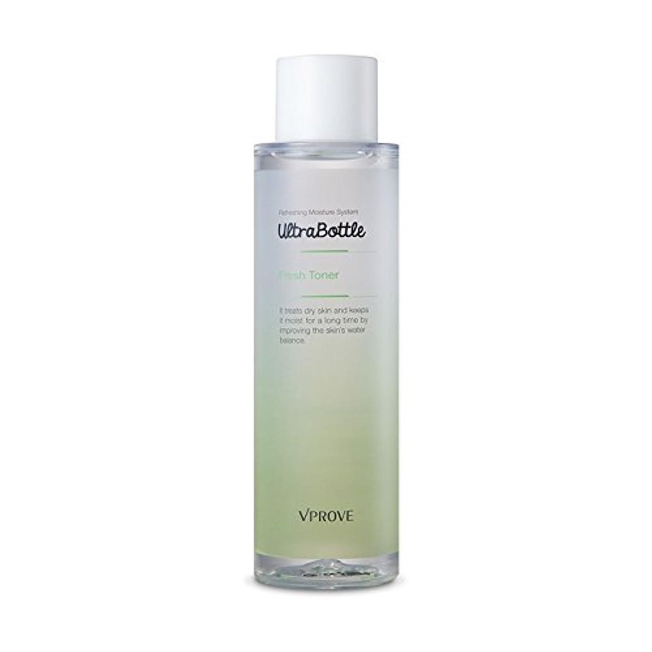 依存する服を洗うアテンダントVPROVE ウルトラ ボトル フレッシュ トナー/Ultra Bottle Fresh Toner(200ml) [並行輸入品]