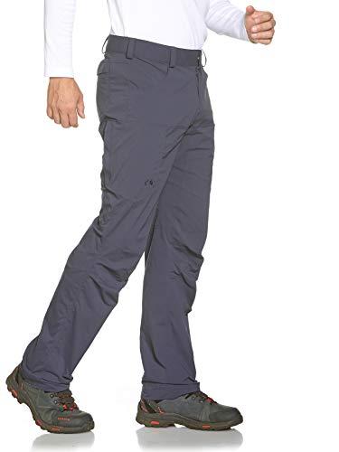 Tatonka Outdoorhose Mohac M's Pants - Größe 46 - leichte Herren-Hose aus Softshell-Material - schnelltrocknend und PFC-frei - für Wandern, Trekking und Freizeit - dunkelblau