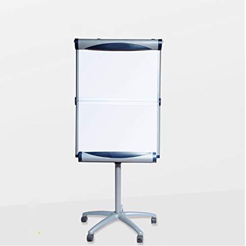 KSW_KKW Support magnétique Mobile Tableau Blanc Type de Bureau Papier d'enseignement Suspendu Whiteboard Whiteboard ménages Dessin Conseil Peut relevable et abaissable