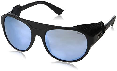 Sonnenbrillen Revo TRAVERSE RE 1036 Black/Blue Water 57/19/135 Unisex