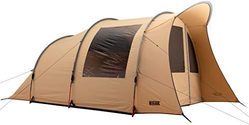 Nigor Stork 4 BTC Zelt Sand 2020 Camping-Zelt
