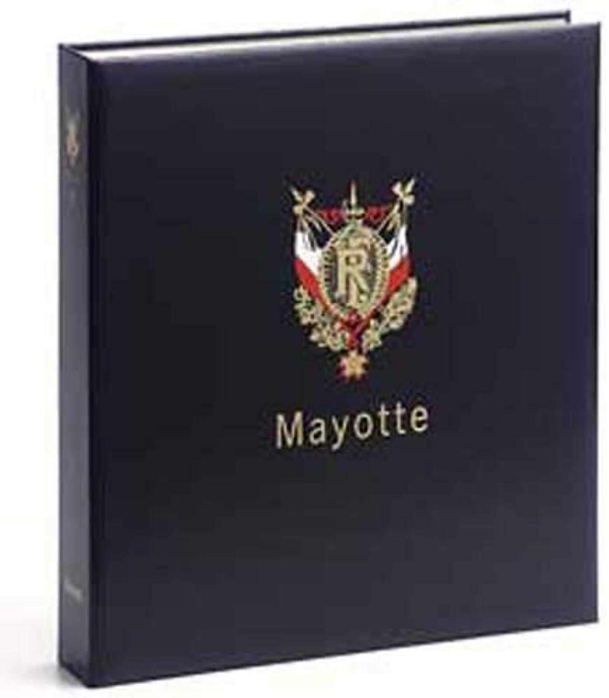 Hay más marcas de productos de alta calidad. DAVO 14031 14031 14031 Luxe stamp album Mayotte I 1997-2011  online al mejor precio