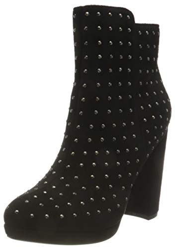 Buffalo Damen MELINDA Mode-Stiefel, BLACK, 40 EU