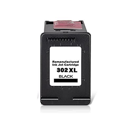 YXYX Compatible para el reemplazo del Cartucho de tóner HP302 para HP DeskJet 1110 1111 1112 2130 2132 3630 3632 Cartucho de Tinta de Impresora Cinta de Tinta BK, C, Y, M Black
