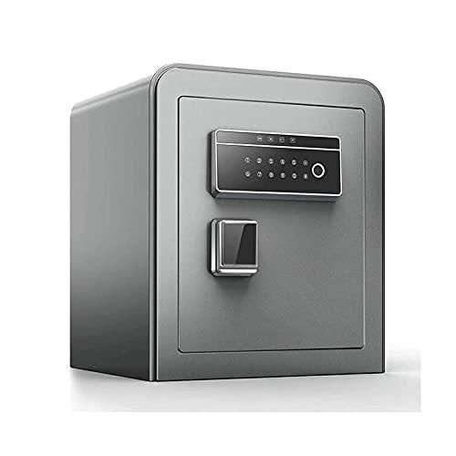 KJLY Cajas de Efectivo Cajas de Seguridad de Acero electrónico Seguro con Teclado programable - Documentos Seguros, Joyas, Objetos de Valor