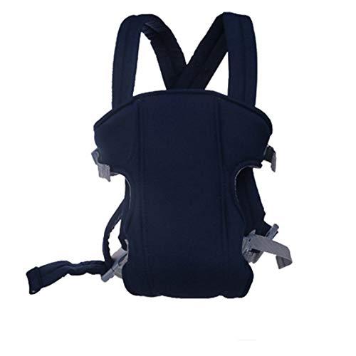 SeniorMar Atmungsaktives Neugeborenes Baby Einfache Wiege-Tasche für Kleinkinder Tragetasche Bequeme Babytrage Verstellbarer Schultergurt