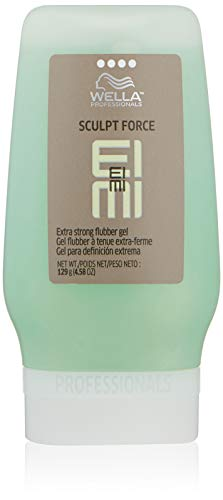 Wella Professionals EIMI Sculpt Force Extra Strong Flubber Gel 129 g (4.58 oz) by Wella