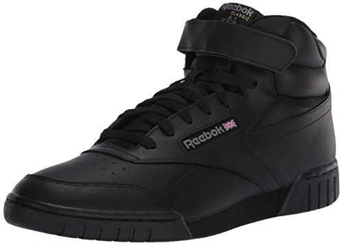 Reebok Herren Ex-O-Fit Hi High-Top, Schwarz (Int-Black), 43 EU