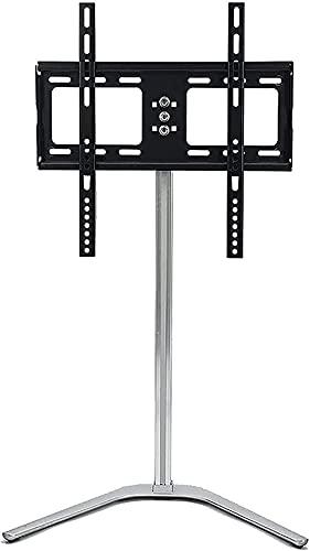 WXHHH Base de Soporte para TV Altura Ajustable e inclinable Soporte para TV Soporte de Piso para TV Soporte para televisores de 37 a 60 Dispositivos móviles sin Perforaciones (Tamaño: B)