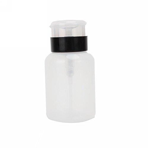 1x 200ml Botellas Vacas para Cosmticos Perfume Locin Lquida