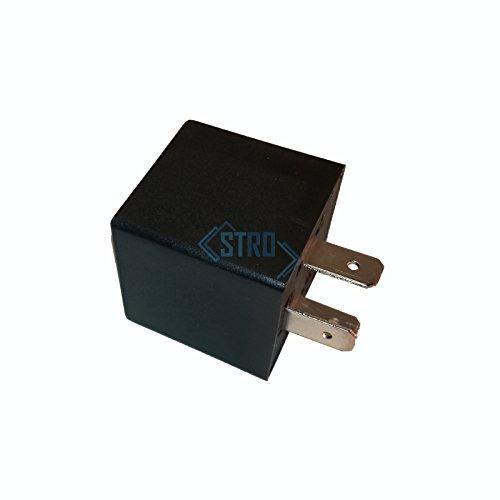 Blinkgeber Blinkrelais Elektronisch 12V 3-polig 2-4 x 21 + 0-4 Watt