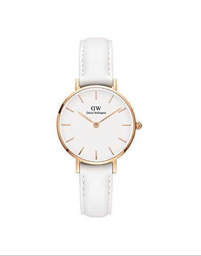 Daniel Wellington Petite Bondi Rose Gold Watch, 28mm, Leather, for Men and Women