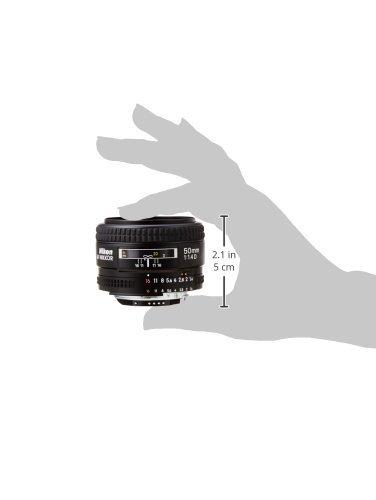 ニコン Nikon 単焦点レンズ Ai AF Nikkor 50mm F1.4D フルサイズ対応