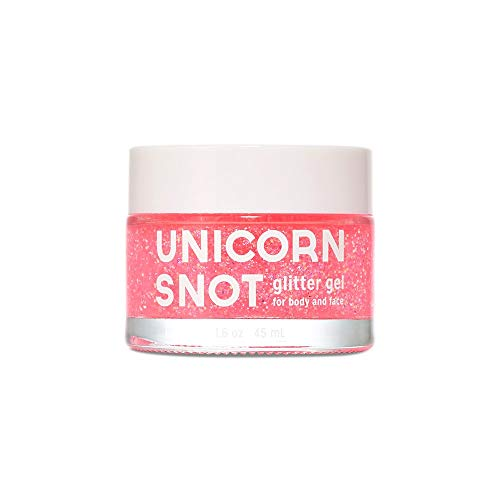 Unicorn Snot Holographic Body Glitter Gel - Vegan & Cruelty Free, Perfect for Festival, Rave,...