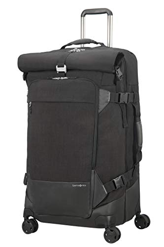 Samsonite Ziproll X-Large Spinner Travel Bag 80 cm, Black (Black) - 116883/1041