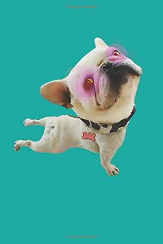 French Bulldog Yoga: Blank Lined Notebook, Journal or Diary