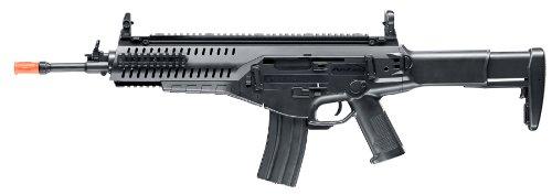 Elite Force Beretta Arx 160 AEG Automatic 6mm BB Rifle Airsoft Gun, Arx 160 Competition, One Size, Black (2274082)