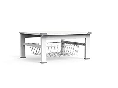 Meliconi Base Space Riser for Washer/Dryer Riser 30 cm
