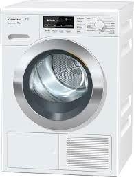 Miele TKG640WP 8kg Heat Pump Condenser Tumble Dryer in White - z 1502562