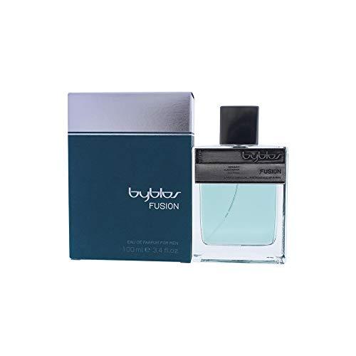 Byblos Fusion for Men Eau de Parfum 3.4 Ounce by Byblos