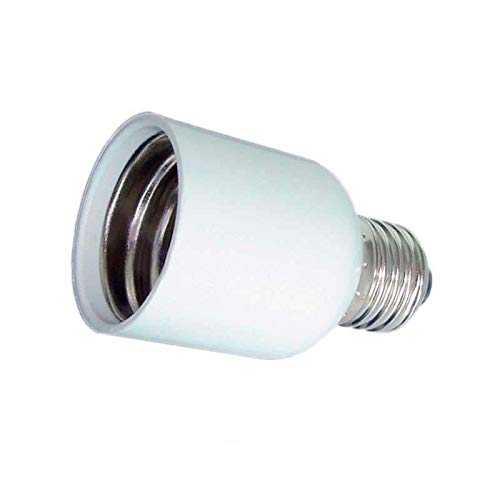 Adaptador/conversor para Bombillas E40 a E27