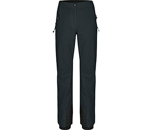 Bergson dames skibroek Ice Light (slim fit), Ebony 949], 40 - dames