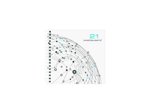 Zettler Assessor-Wochenbuch 16x15cm 1W/2S