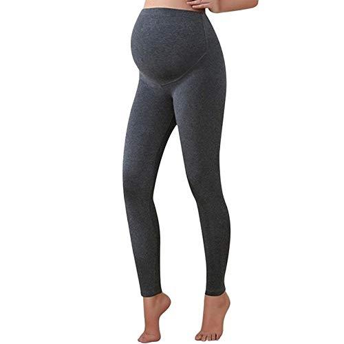 Yoga broek Vrouwen Sport Fitness Hoge Taille Naadloze Leggings Elastische Moederschap Broek Buik Ondersteuning Zwangerschap Leggings