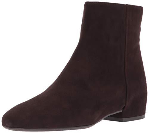 Aquatalia Women's Ulyssaa Suede Ankle Boot, Espresso, 8.5 M M US