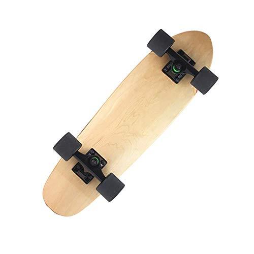 Skate-Brett for Anfänger, 7 Schicht Maple Kick-Trick Skateboard, 4 Rollen sind aus widerstandsfähigem PU for A, verschiedene Arten for Sie zu wählen, for die Geschenke for Jungen, Skateboard QIANGQIAN