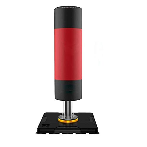 YUNQI Boxing bokszak bokset, stand met sterke duurzame lente staande tough treffer voor stress relief fitness rood 150cm