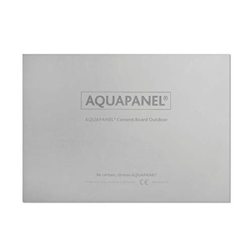 KNAUF AQUAPANEL Outdoor 12,5 mm 900x1250 mm