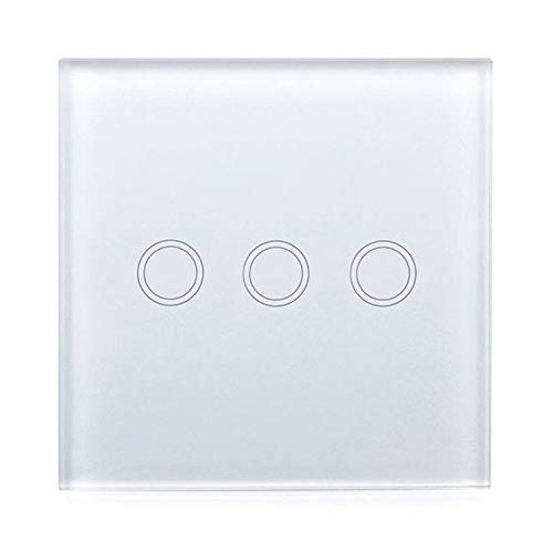 Appearanice Interruptor ciego de cortina WiFi Smart Life para persiana enrollable Motor...