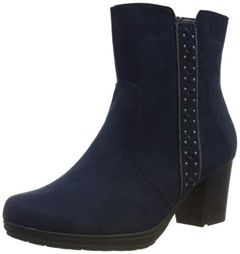 Jana 100% comfort Damen 8-8-25318-23 Stiefeletten, Blau (Navy 805), 36 EU