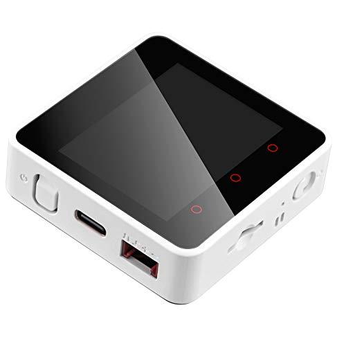MakerHawk M5Stack M5Core2 ESP32-Entwicklungskit CP2104 MPU 6886 Integriertes Bluetooth-WLAN mit 32-Bit-Dual-Core-240-MHz-LX6-Prozessoren 16M Flash 8M PSRAM für UIFlow MicroPython Arduino