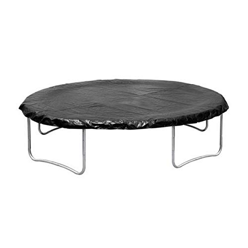 XIANLIAN 14 Feet Trampolines Weather Cover, Waterproof And Rainproof Outdoor Trampolines Protection, With Vinyl-coated Material Secure Your Trampoline During Inclement Weather