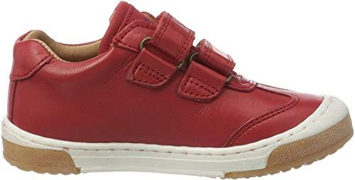 Bisgaard Unisex-Kinder Johan Sneaker, Rot (Red 1903), 26 EU
