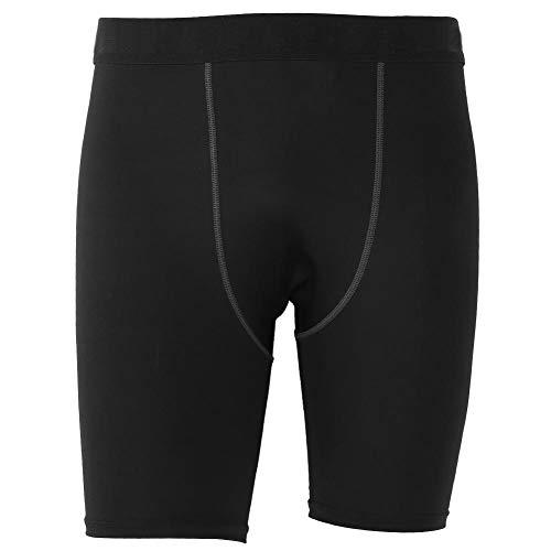 Alomejor1 Short de Course pour Homme, Pantalon Court Skinny de Sport à séchage Rapide Short de Sport Masculin pour l'entraînement de Fitness en Cours d'exécution en Plein air(XXL)