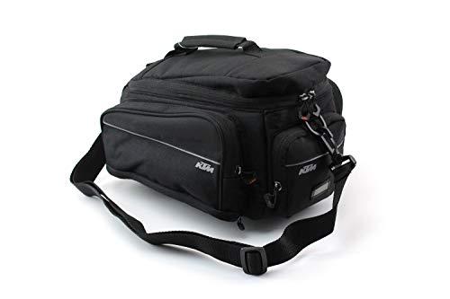 KTM Fahrradtasche Gepäckträgertasche Tour schwarz für Racktime Snap it