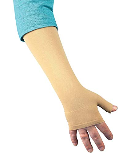 ActiLymph Class 1 Combined Arm and Topband: Sand, Medium, S